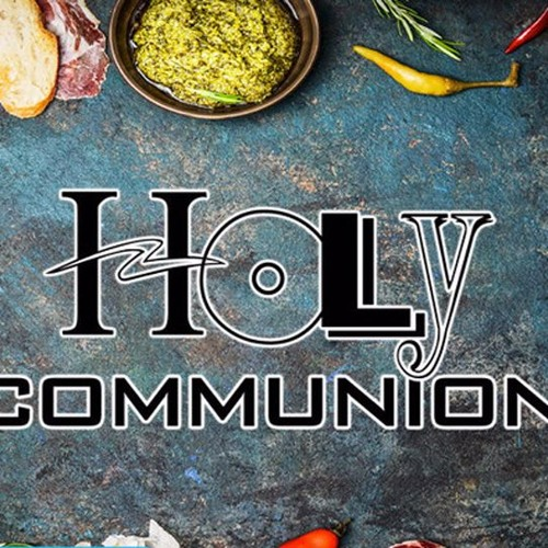 Holy Communion - Damon Davis