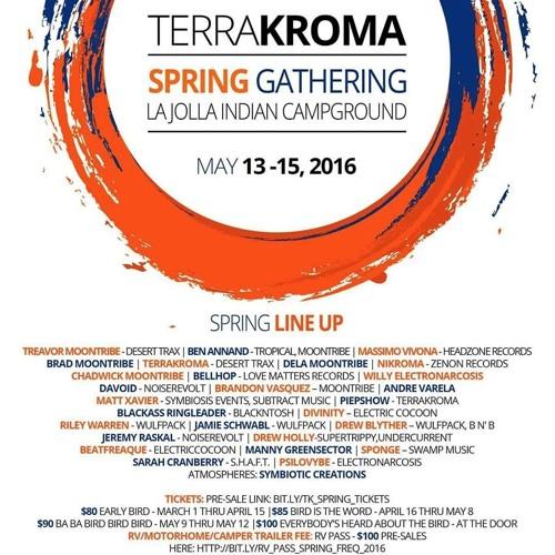 Ben Annand at TK Spring Gathering, May 14, 2016