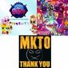 Littlest Pet Shop - Pets and Humans ft. Maroon 5, Wiz Khalifa & MKTO {INST}