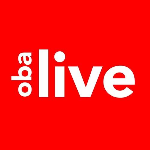 OBA Live 12 mei 2016 met  Philip Dröge