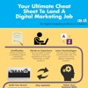 Your Ultimate Cheat Sheet To Land A Digital Marketing Job