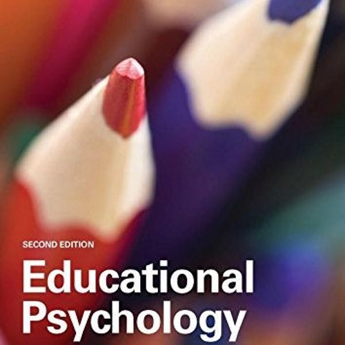 Educational Psychology Topics In Applied Psychology Download Pdf