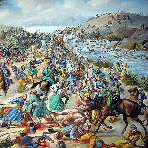Bhai Sukha Singh - Thailand Tour (Day 2) - Katha on Chhota Ghalughara,  first genocide of the Sikhs by Bhai Sukha Singh (UK)