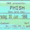 1.10 Train Song 1998-06-30 Copenhagen, DNK