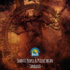 Shanti People - Tandava (PsiloCybian Remix) [BMSS Records   2016]