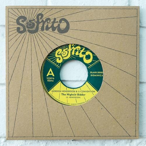 Sofrito Specials - Tropical Soundclash! EP
