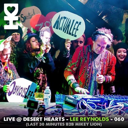 Live @ Desert Hearts - Lee Reynolds - 060