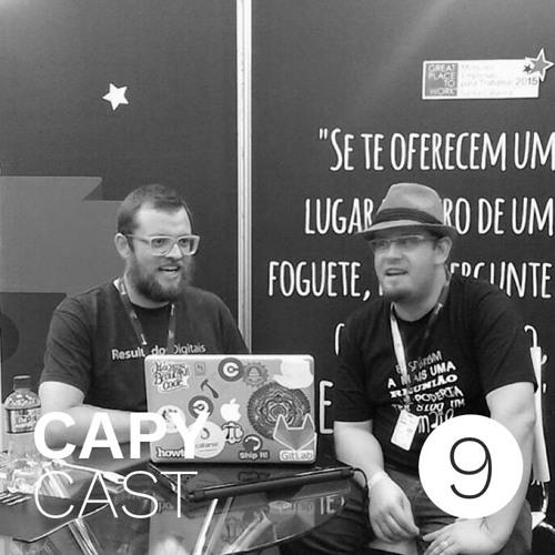 Capycast #9 Vida De Programador André Noel