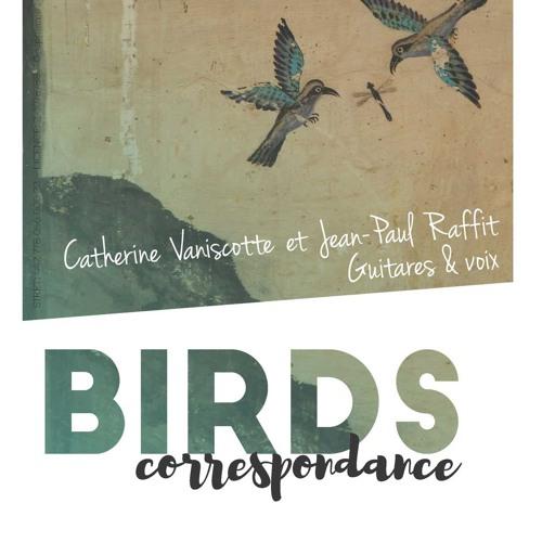 BIRDS CORRESPONDANCE