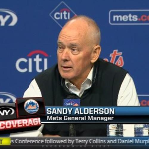 Sandy Alderson 5/17/16