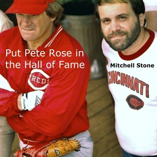 pete rose in the hall of Let's talk about pete rose banned for life pete rose, the disgraced cincinnati reds player—one of the greatest players of all time—was banned from baseball for life in 1989 by then commissioner bart giamatti for gambling on baseball.
