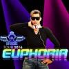 DJ D MIX - EUPHORIA TOUR - Set 2016