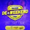 Rayzor De Weekend Album Cover