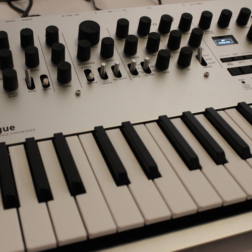 [synth demo] Korg Minilogue 2