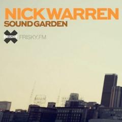 Nick Warren presents The Soundgarden, Rosario Special