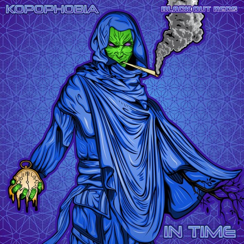 KOPOPHOBIA - IN TIME (EP) - PREVIEW - OUT NOW