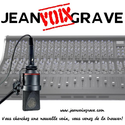 Jean François Moran - Voix-off Professionnel