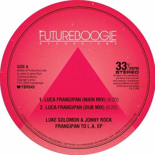 Luke Solomon & Jonny Rock - Frangipan To L.A. EP (FBR043) [clips]