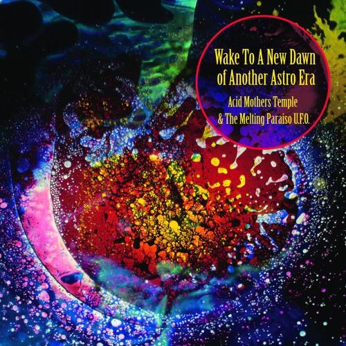 Acid Mothers Temple & Melting Paraiso U.F.O. Nebulous Hyper Meditation from Another Astro Era CD/2LP