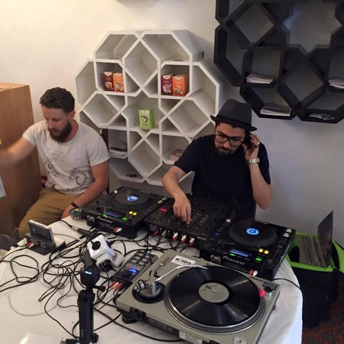 Adil Hiani at Dar L'fchouch (special Eclectic Set For Ness Radio)
