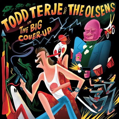 TODD TERJE & THE OLSENS - Firecracker (radio edit)