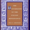 The Universities of the Italian Renaissance (Johns Hopkins Paperback)  download pdf