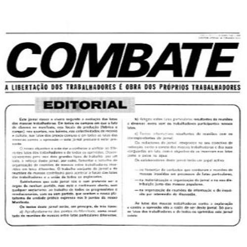Emission la lutte des classes au Portugal - Le Journal Combate avec João Bernardo - Partie 4