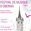 Geneviève Laurenceau sur le Festival De Musique Obernai Été 2016