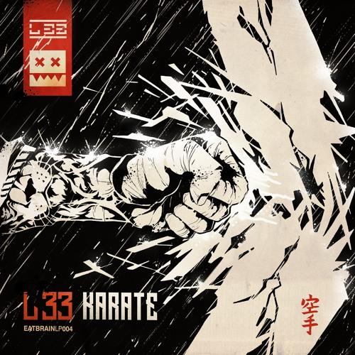 EatbrainLP004 / L 33 - Karate LP