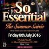 SO ESSENTIAL Summer Soiree Promo Mix - 08/07/16 (Rnb/ HipHop/ Dancehall/ Reggae/ Soca)