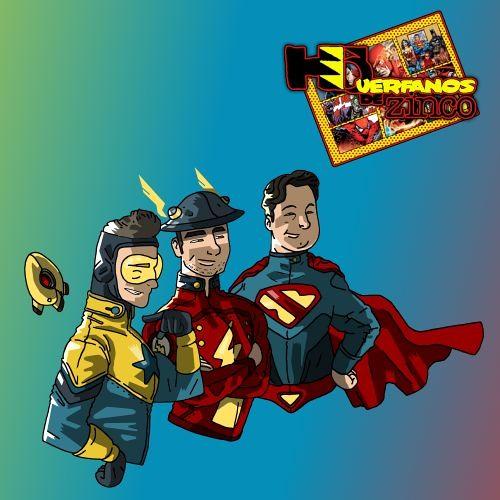 Huérfanos de Zinco - El podcast de comics de ASPEB Radio