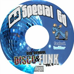DJ Special Ed's Old School 70s and 80s Funk & Disco Mix Vol. 2