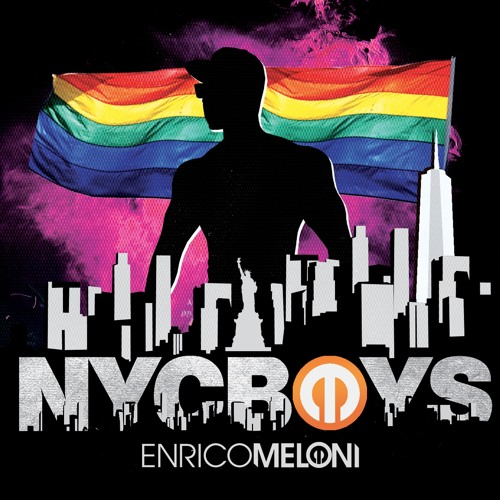 Enrico meloni nyc boys podcast n 27 2k16 progressive for Best tribal house