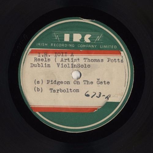 World Fiddle Day 2016: Irish Fiddle on 78 rpm discs by Ward