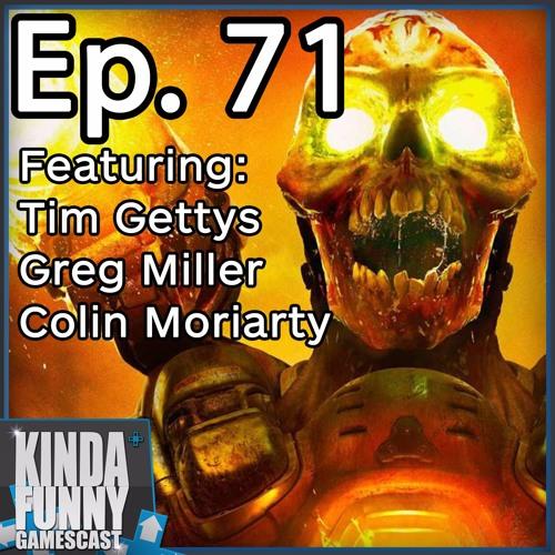 Homefront and Doom Impressions - Kinda Funny Gamescast Ep. 71