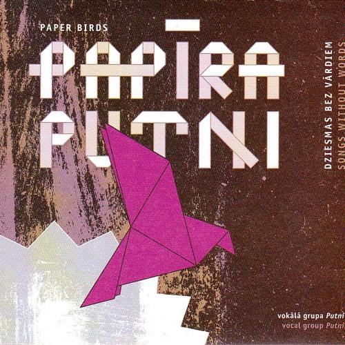 Marina Gribinčika - Papīra putni