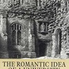 The Romantic Idea of a University: England and Germany, 1770-1850 (Romanticism in   download pdf