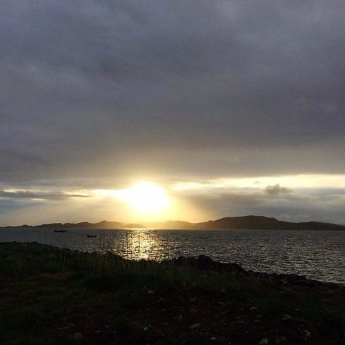 New Dawn on Iona