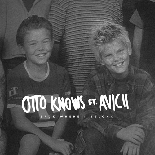 Otto Knows ft. Avicii - Back Where I Belong