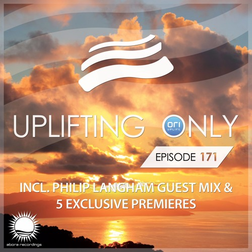 Uplifting Only 171 [No Talking] (May 19, 2016) (incl. Phil Langham Guestmix)
