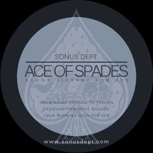 ACE OF SPADES sounds