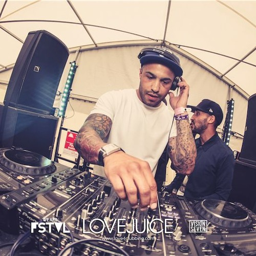 WE ARE LOVEJUICE 2016 Vol 4:  WE ARE FSTVL 2016