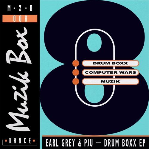 Earl Grey & PJU - Drum Boxx EP