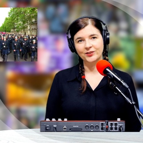 Le JT de la Parisienne Libérée ♫ [violences policières, périscope, interdiction de manif, nucléaire]
