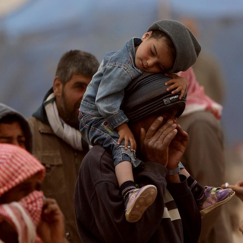 Refugee Crisis Taking Toll on Jordan, Imad Fakhoury by IMF ...