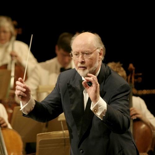 Composer John Williams, and the Hermitage Piano Trio