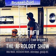 Afrobeats Podcast #006   Afrology Show ( From Belgium ) 20.05.2016
