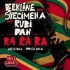 Deekline & Specimen A Feat. Rubi Dan - Ra Ra Ra (Original Mix)