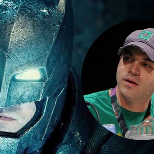 SoS Podcast 18: Can Ben Affleck & Geoff Johns Save The DC Movie Universe?