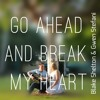 Go Ahead and Break My Heart - Blake Shelton ft. Gwen Stefani / David & Hannah COVER